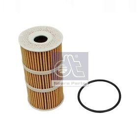 Oil Filter Ø: 57mm, Inner Diameter: 24mm, Height: 112mm with OEM Number 6221800000