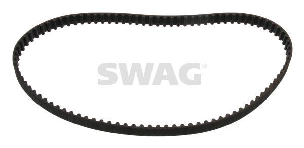 SWAG  60 02 0004 Zahnriemen Breite: 17,0mm