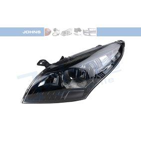Hauptscheinwerfer 60 23 09-6 MEGANE 3 Coupe (DZ0/1) 2.0 R.S. Bj 2012