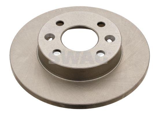 SWAG  60 90 9071 Bremsscheibe Bremsscheibendicke: 12mm, Ø: 238,0mm