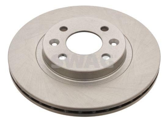 SWAG  60 90 9073 Bremsscheibe Bremsscheibendicke: 20,6mm, Ø: 259,0mm