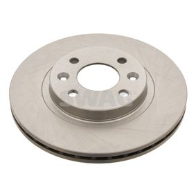 Bremsscheibe Bremsscheibendicke: 20,6mm, Ø: 259,0mm mit OEM-Nummer 77.01.205.653