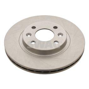 Bremsscheibe Bremsscheibendicke: 20,6mm, Ø: 259,0mm mit OEM-Nummer 7700 842 131