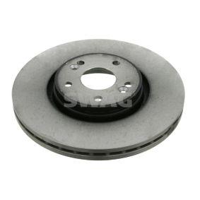 Bremsscheibe Bremsscheibendicke: 26mm, Ø: 300,0mm mit OEM-Nummer 77 01 206 614