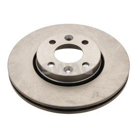 Bremsscheibe Bremsscheibendicke: 22mm, Ø: 260,0mm mit OEM-Nummer 40206 AX600