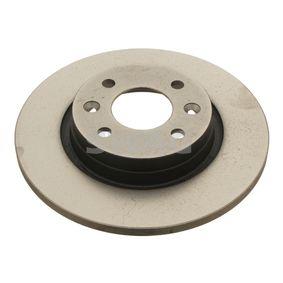 Bremsscheibe Bremsscheibendicke: 12mm, Ø: 260,0mm mit OEM-Nummer 4020 653 45R