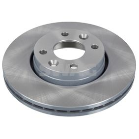Brake Disc Brake Disc Thickness: 22mm, Ø: 258,0mm with OEM Number 40 20 622 12R