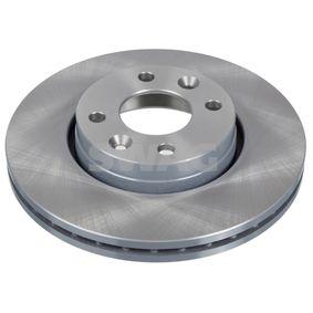 Brake Disc Brake Disc Thickness: 22mm, Ø: 258,0mm with OEM Number 4020 612 00R