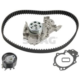 Water pump and timing belt kit Width: 23,4mm with OEM Number 77 01 476 745 S1