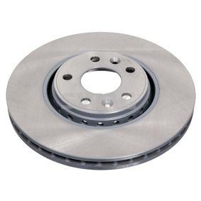 Bremsscheibe Bremsscheibendicke: 28mm, Ø: 320,0mm mit OEM-Nummer 40206-4155R