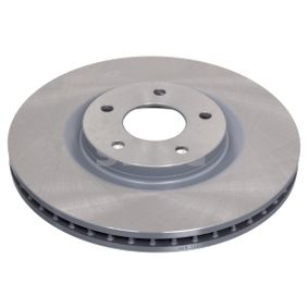 Brake Disc 60 94 4027 Qashqai / Qashqai +2 I (J10, NJ10) 1.6 dCi MY 2012