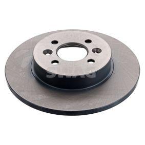 Bremsscheibe Bremsscheibendicke: 12mm, Ø: 280,0mm mit OEM-Nummer 7701207227