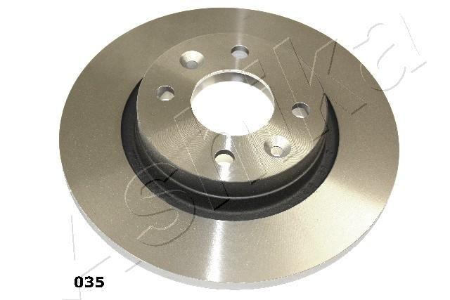 Bremsscheiben 60-00-035 ASHIKA 60-00-035 in Original Qualität