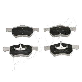 Bremsscheibe Bremsscheibendicke: 21mm, Lochanzahl: 4, Ø: 258,5mm mit OEM-Nummer 8671 005 976