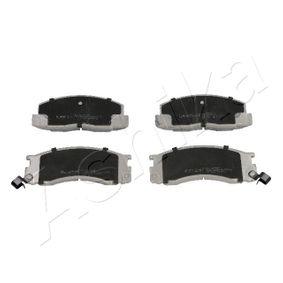 Disque de frein Epaisseur du disque de frein: 18mm, Ø: 254mm avec OEM numéro 43512-16130