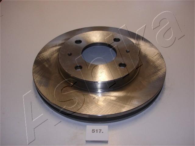 Bremsscheiben 60-05-517 ASHIKA 60-05-517 in Original Qualität