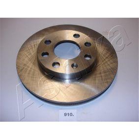 Bremsscheibe Bremsscheibendicke: 20mm, Ø: 236mm mit OEM-Nummer 90 48 7402