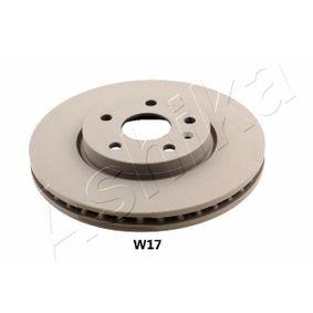 Bremsscheibe Bremsscheibendicke: 30mm, Ø: 321mm mit OEM-Nummer 05 69 422