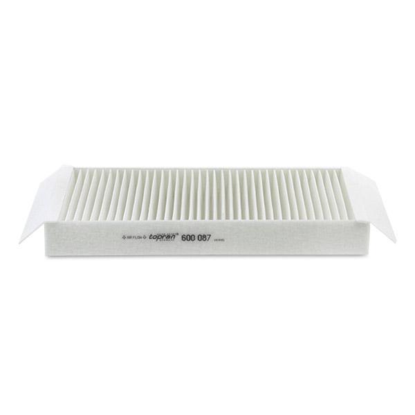Filtro de aire acondicionado TOPRAN 600 087 1178640000014