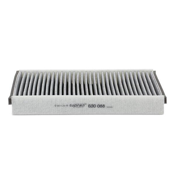 Filtro de aire acondicionado TOPRAN 600 088 1178650000011