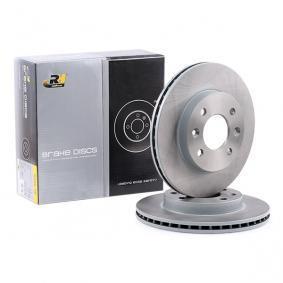 CLIO II (BB0/1/2_, CB0/1/2_) ROADHOUSE Bremsscheiben 6080.10