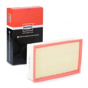 5Q0129620D für VW, AUDI, SKODA, SEAT, PORSCHE, Luftfilter MAPCO (60921) Online-Shop