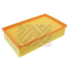 MAPCO 60921 Luftfilter OEM - 5Q0129620D AUDI, PORSCHE, SEAT, SKODA, VW, VAG, WEHRLE&S, CUPRA günstig