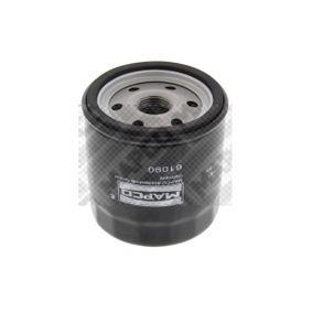 Beliebte Motorölfilter MAPCO 61090 für VW GOLF 1.4 TSI 125 PS