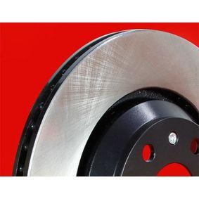METZGER Bremsscheibe 26300FE040 für SUBARU, BEDFORD bestellen