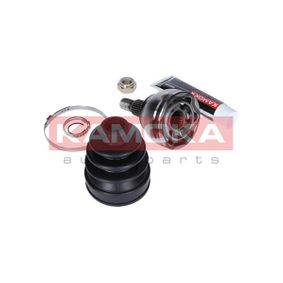 KAMOKA 6115 Joint Kit, drive shaft OEM - 1693602972 MERCEDES-BENZ, OM, SMART, VAICO cheaply