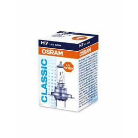 Hauptscheinwerfer Glühlampe (64210CLC) hertseller OSRAM für SUBARU IMPREZA Schrägheck (GR, GH, G3) ab Baujahr 02.2009, 255 PS Online-Shop