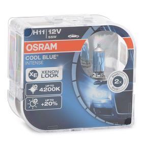 OSRAM Glühlampe, Fernscheinwerfer, Art. Nr.: 64211CBI-HCB