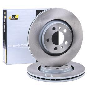 1J0615301P für VW, AUDI, SKODA, SEAT, PORSCHE, Bremsscheibe ROADHOUSE (6546.10) Online-Shop