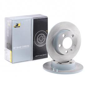 1J0615601C für VW, AUDI, SKODA, SEAT, SMART, Bremsscheibe ROADHOUSE (6547.00) Online-Shop