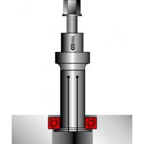 660.0009 Juego de extractores interiores de KS TOOLS herramientas de calidad