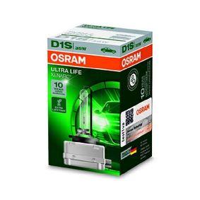 66140ULT Крушка с нагреваема жичка, фар за дълги светлини от OSRAM качествени части
