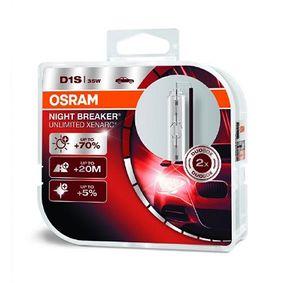 OSRAM Glühlampe, Fernscheinwerfer, Art. Nr.: 66140XNB-HCB