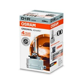 66150 Крушка с нагреваема жичка, фар за дълги светлини от OSRAM качествени части