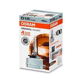 66150 Bulb, spotlight from OSRAM quality parts