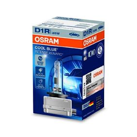 66150CBI Крушка с нагреваема жичка, фар за дълги светлини от OSRAM качествени части