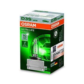 66340ULT Крушка с нагреваема жичка, фар за дълги светлини от OSRAM качествени части