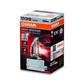 66340XNB Glühlampe, Fernscheinwerfer von OSRAM Qualitäts Ersatzteile