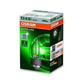 66440ULT Bulb, spotlight from OSRAM quality parts
