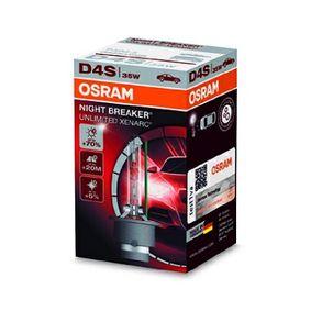 66440XNB Bulb, spotlight from OSRAM quality parts