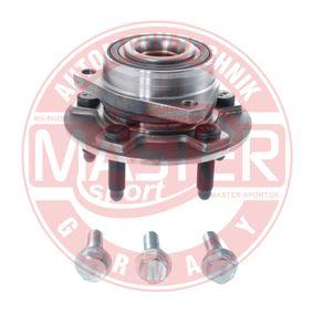 MASTER-SPORT Radlagersatz 13507374 für OPEL, CHEVROLET, VAUXHALL bestellen