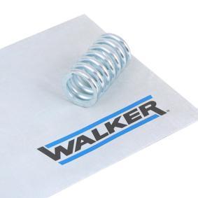 WALKER Монтажен комплект, изпускателна система 80305