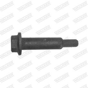 WALKER Монтажен комплект, изпускателна система 83193