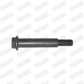 Schraube, Abgasanlage WALKER Art.No - 83194 OEM: 854986 für OPEL, SKODA, CHEVROLET, VAUXHALL kaufen