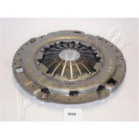 Kupplungsdruckplatte ASHIKA Art.No - 70-0W-009 OEM: 96349031 für OPEL, CHEVROLET, DAEWOO, GMC, PLYMOUTH kaufen