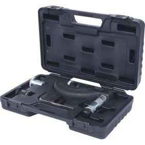 Set dispozitive de spart piulite 700.1160 KS TOOLS